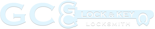 G.C. Lock and Key Mobile Retina Logo